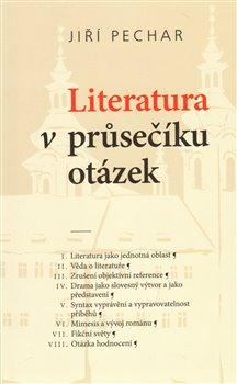 Obálka titulu Literatura v průsečíku otázek