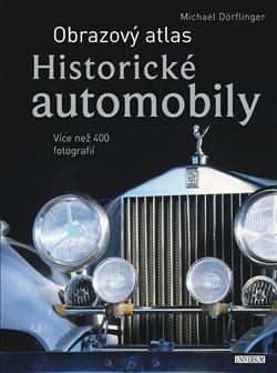 Obálka titulu Historické automobily