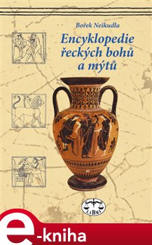 Obálka titulu Encyklopedie řeckých bohů a mýtů