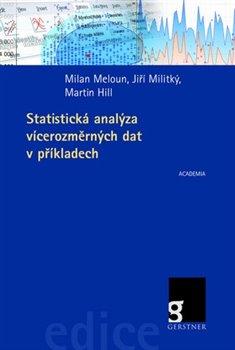 Obálka titulu Statistická analýza vícerozměrných dat v příkladech
