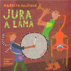 Obálka titulu Jura a lama