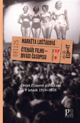 Čtenáři filmu – diváci časopisu - Markéta Lošťáková   Booksquad.ink