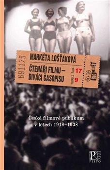 Obálka titulu Čtenáři filmu – diváci časopisu
