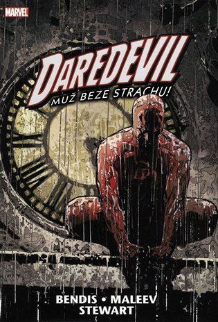 Daredevil:Muž beze strachu 3 - Brian Michael Bendis,   Booksquad.ink
