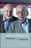 Korespondence Janouch / Vaculík - obálka