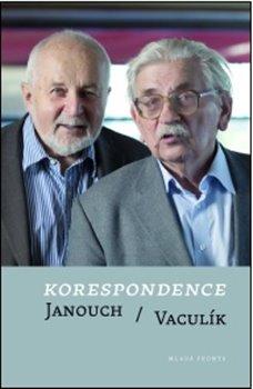 Obálka titulu Korespondence Janouch / Vaculík