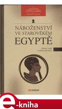 Obálka titulu Náboženství ve starověkém Egyptě