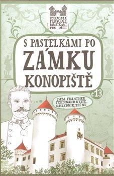 Obálka titulu S pastelkami po zámku Konopiště