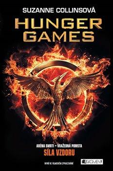 Obálka titulu Hunger Games