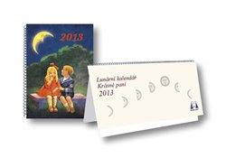 Obálka titulu Lunární kalendář Krásné paní 2013