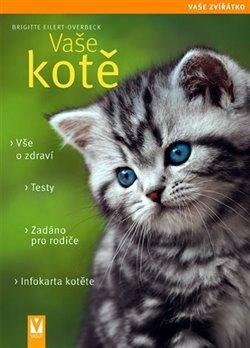 Obálka titulu Vaše kotě