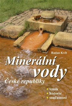 Obálka titulu Minerální vody České republiky