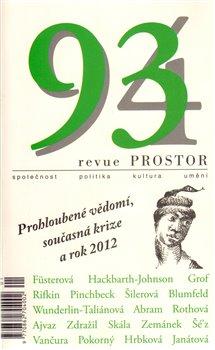Obálka titulu Prostor 93/94