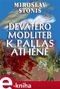 Obálka titulu Devatero modliteb k Pallas Athéně
