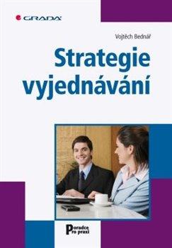 Obálka titulu Strategie vyjednávání