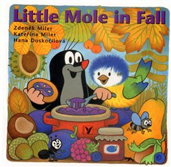 Obálka titulu LIttle Mole in Fall