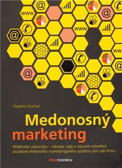Obálka titulu Medonosný marketing