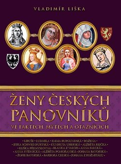 Obálka titulu Ženy českých panovníků