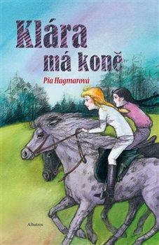 Obálka titulu Klára má koně