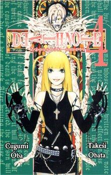 Obálka titulu Death Note 4  - Zápisník smrti