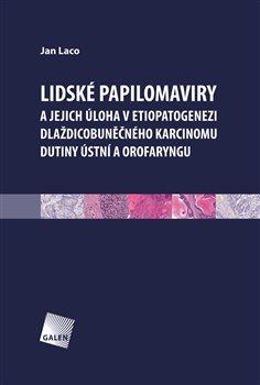 Obálka titulu Lidské papilomaviry