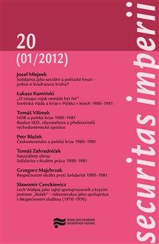 Obálka titulu Securitas Imperii 20 (1/2012)