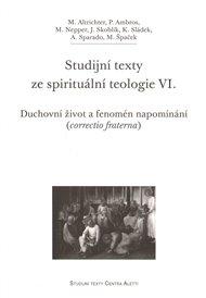 Studijní texty ze spirituální teologie VI.