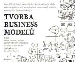 Obálka titulu Tvorba business modelů