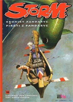 Obálka titulu Piráti z Pandarve