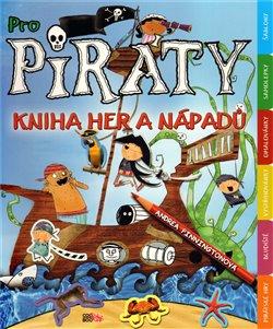 Obálka titulu Pro piráty