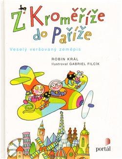 Obálka titulu Z Kroměříže do Paříže