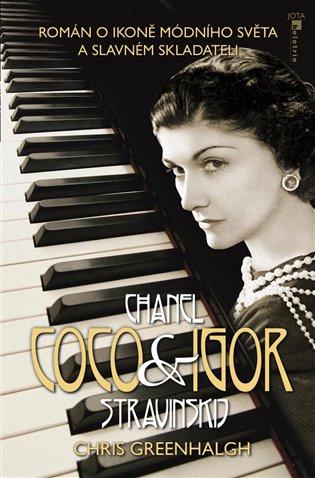 Coco a Igor:Román o ikoně módního světa a slavném skladateli - Chris Greenhalgh | Booksquad.ink