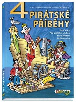 Obálka titulu 4 pirátské příběhy