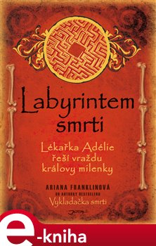 Obálka titulu Labyrintem smrti