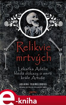 Obálka titulu Relikvie mrtvých