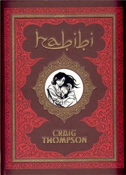 Obálka titulu Habibi