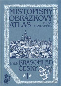 Obálka titulu Místopisný obrázkový atlas