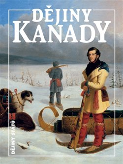 Obálka titulu Dějiny Kanady