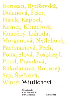 Obálka titulu Wittlichovi