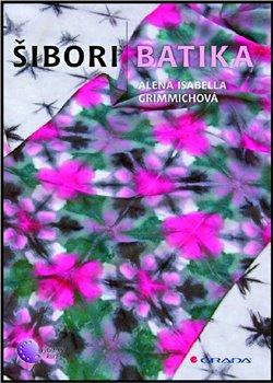 Obálka titulu Šibori batika