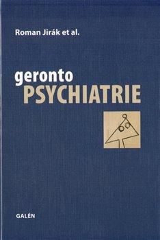 Obálka titulu Gerontopsychiatrie