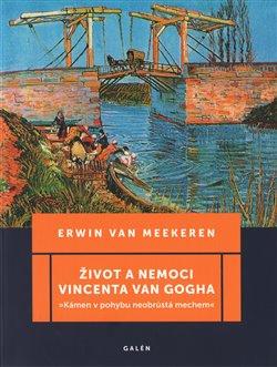Obálka titulu Život a nemoci Vincenta van Gogha