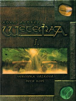Obálka titulu Wetemaa 1.