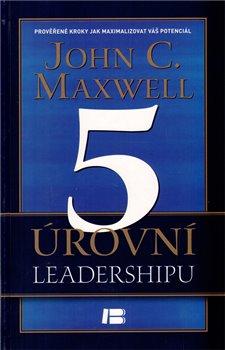 Obálka titulu 5 úrovní leadershipu