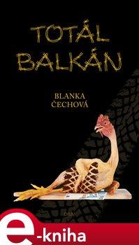 Obálka titulu Totál Balkán