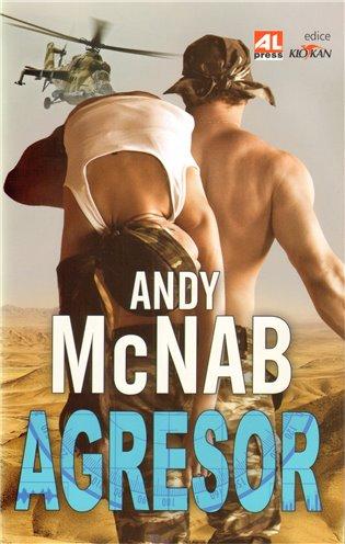 Agresor - Andy McNab | Booksquad.ink
