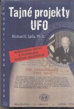 Obálka titulu Tajné projekty UFO
