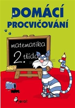 Obálka titulu Matematika 2. třída