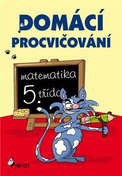 Obálka titulu Matematika 5. třída