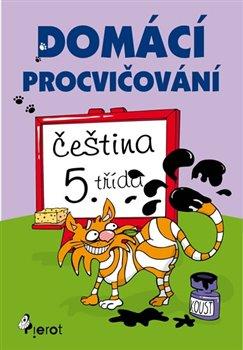 Obálka titulu Čeština 5. třída